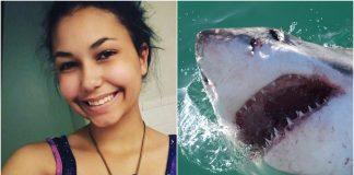 Otac spasio kćerku od smrtonosnog napada velikog morskog psa