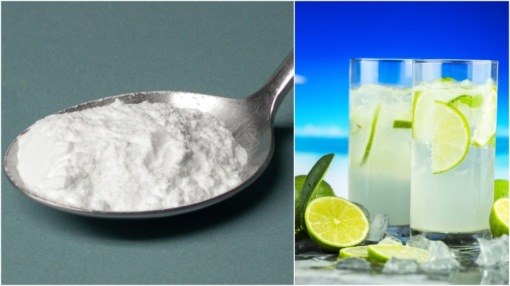 Soda bikarbona limunov sok