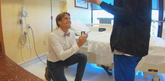 Bivši pacijent zaprosio medicinsku sestru koja mu je ranije spasila život