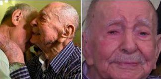 uplakani djed obitelj holokaust