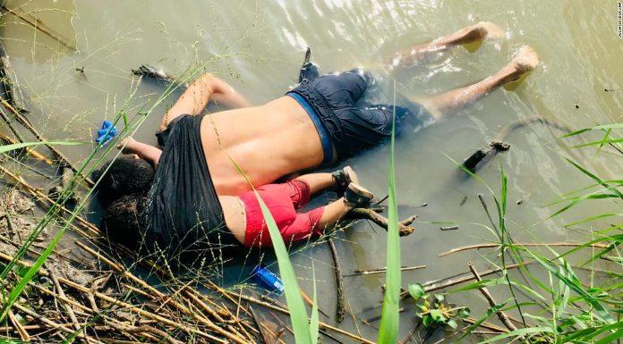 Otac i njegova kćerkica se utopili u blatnjavoj vodi na američkoj granici