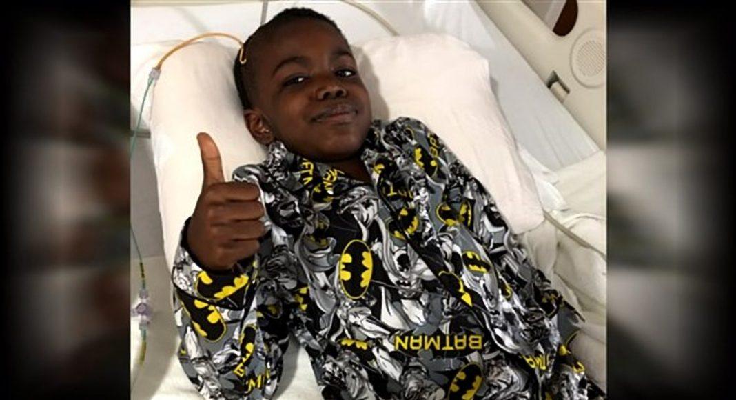 Dječak (4) pobijedio uznapredovali rak mozga uz pomoć divnih liječnika
