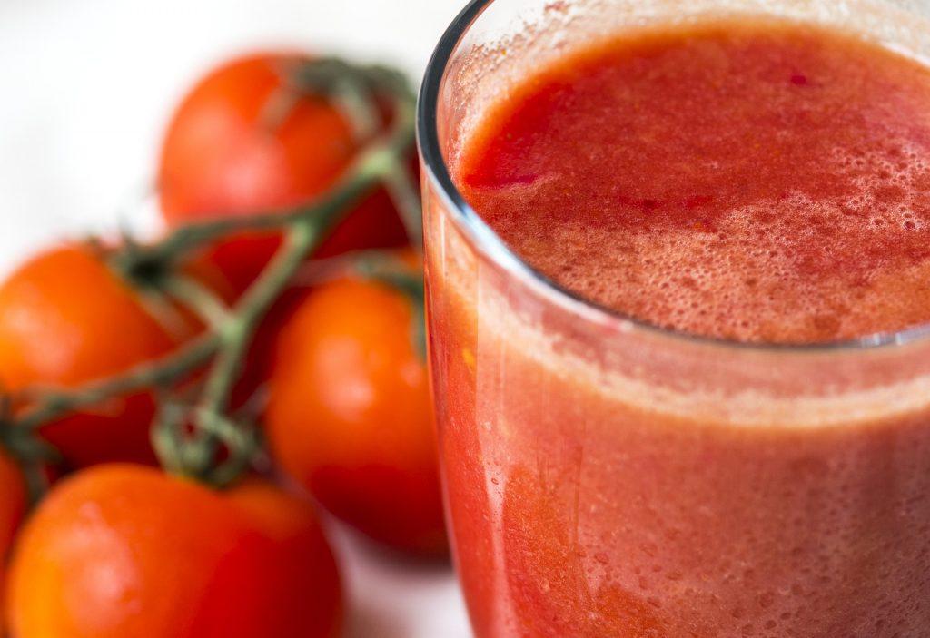 Sok od rajčice smanjuje krvni tlak