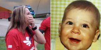 Tinejdžerica je dala bebu na posvojenje, a nakon 35 godina se pojavio iza nje