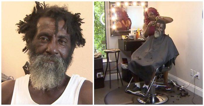 Frizerka promijenila život 60-godišnjem beskućniku