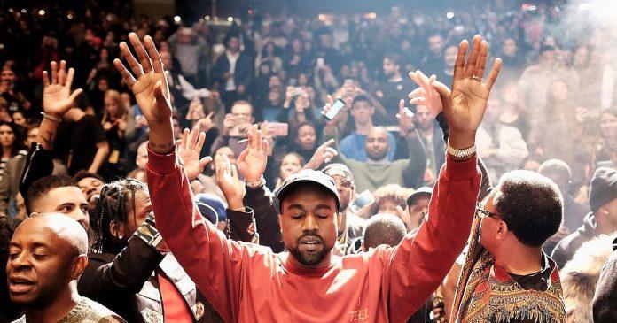 Kanye West: Isus me je izbavio iz problema s mentalnim zdravljem