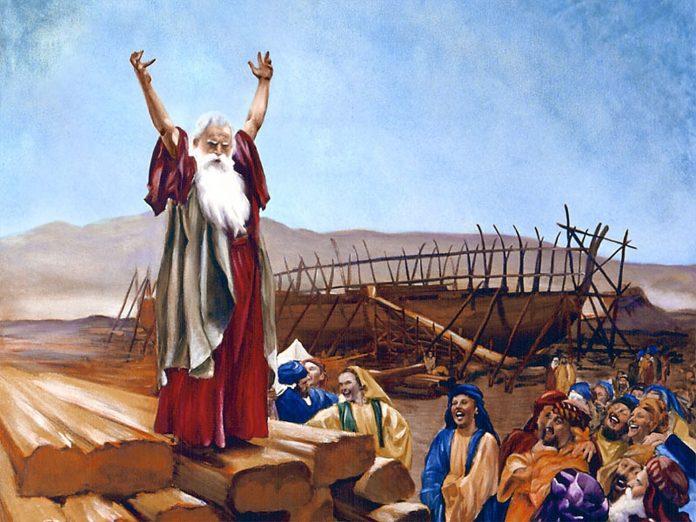 Koliko godina Noa umro