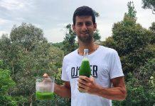Novak Đoković svako jutro započinje uz dva zdrava napitka