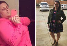 Smršavila 50 kilograma godinu dana
