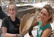 pronađen biblijski grad siklag