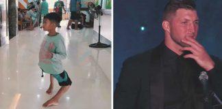 Dječak s deformiranim nogama dobio je novu priliku zahvaljujući ovom sportašu