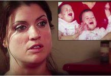 Muž ju je ostavio sa gluhim i slijepim trojkama, ali mama nije htjela odustati