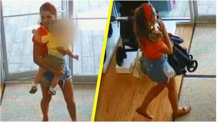 Žena je s djetetom ušla u trgovinu, a ono što je učinila je šokiralo javnost