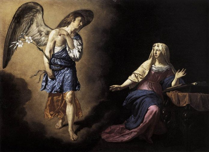 Tko je anđeo Gabriel