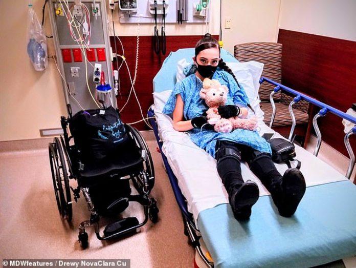 Završila je u kolicima zbog greške liječnika koji na ovo nisu posumnjali