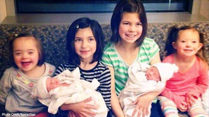 Majka troje djece s Downovim sindromom