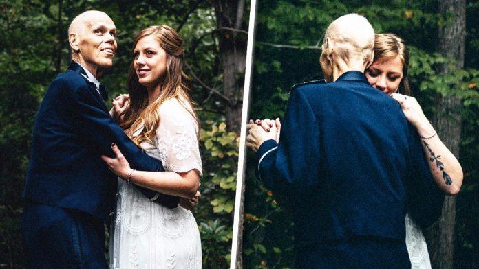 Mladenka priredila divno iznenađenje ocu koji je umirao od raka