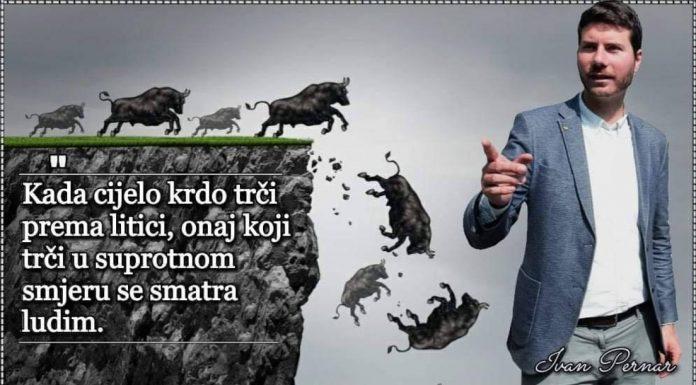 Pernar: Neću krstiti sina, ne vjerujem u sustav koji zastupa Vatikan