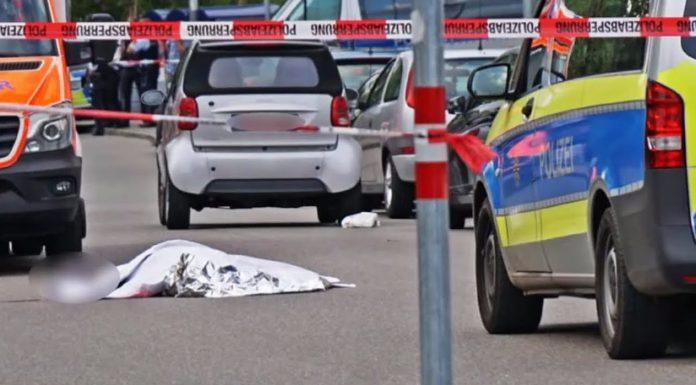 Ubojstvo u Njemačkoj: Sirijac mačetom ubio muškarca pred očima građana