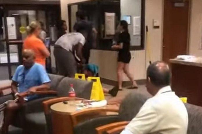 Jeziva scena iz bolnice ''Sveti Luka'': Pacijent više od pola sata krvario u čekaonici, a onda se srušio
