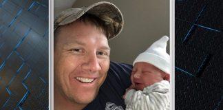 Zahvaljujući ocu, novorođenče je na poseban način stiglo na svijet