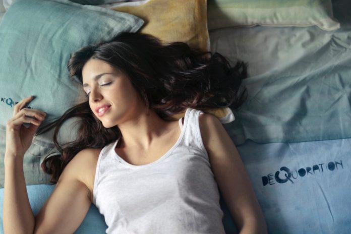 smršaviti dok spavate