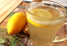 U čaj od limuna i đumbira je dodala jedan sastojak i napravila odličan lijek