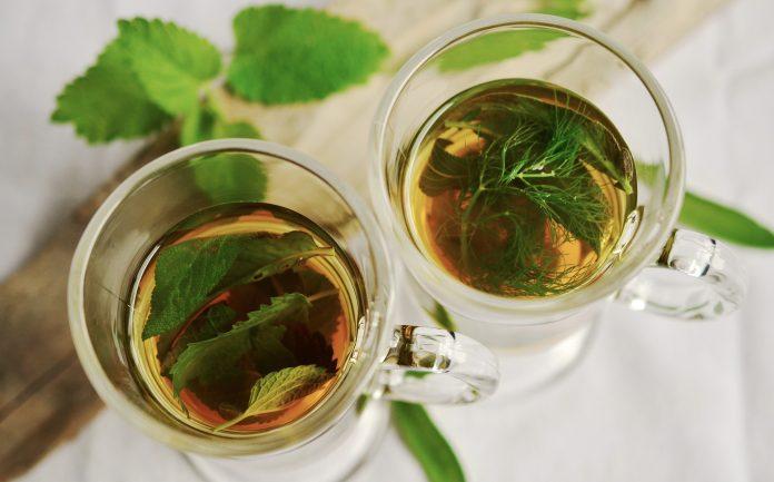 Čaj od mente za dobro zdravlje