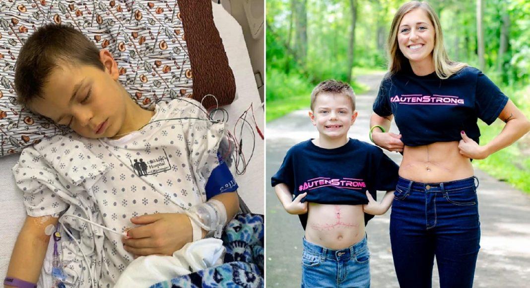 Medicinska sestra donirala dio svoje jetre bolesnom dječaku
