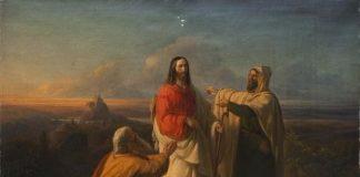 Otkriveno mjesto gdje se Isus prvi put pojavio nakon uskrsnuća