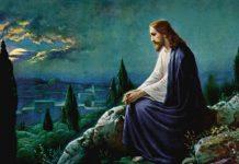Razmišljajte o ovome - za to se Isus molio!