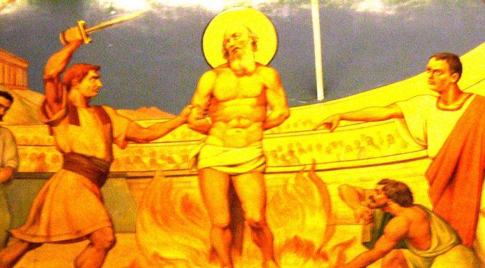 Polikarp primjer vjere