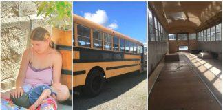 Žena pretvorila autobuse u domove za beskućnike