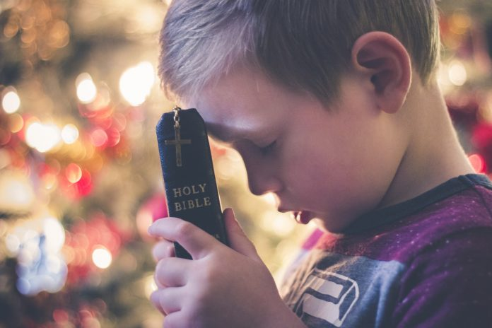 Molitva prije škole