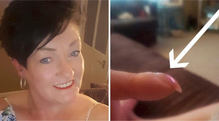 Objavila je sliku svojih noktiju, a onda primila uznemirujuću poruku