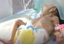 Pronašao živo zakopano novorođenče dok je kopao grob za svoju kćer