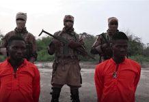Islamski ekstremisti objavili video pogubljenja dvojice kršćana