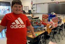 Učenici 3. razreda učinili nešto divno za prijatelja koju je u požaru sve izgubio