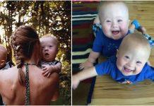 Mama je htjela dati na posvajanje blizance s Downovim sindromom, no nešto ju je natjeralo da se predomisli