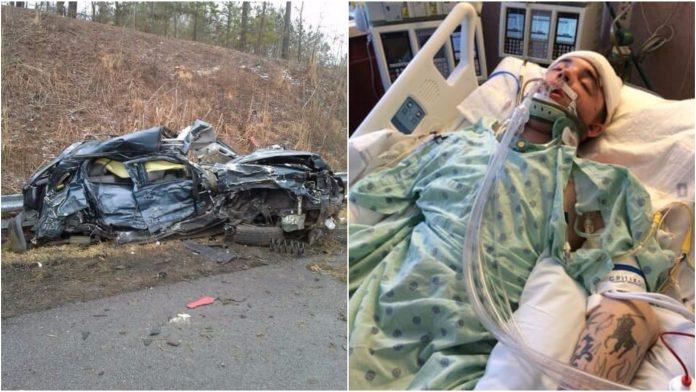 Čudom je preživio, a sada šalje upozorenje o vožnji u pijanom stanju