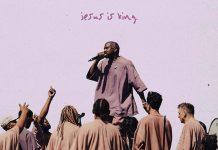 Kanye West objavljuje album ''Isus je Kralj''