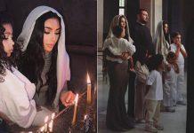Kanye West se naljutio na Kim Kardashian jer je krstila djecu u pravoslavnoj crkvi