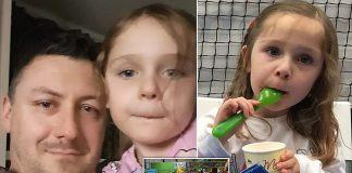 Autistična djevojčica se razočarala kada joj nitko nije došao na rođendan, a onda joj je tata priredio iznenađenje