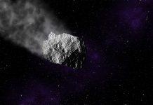 Asteroid danas prolijeće pored nas, primijećen je u zadnji tren
