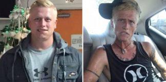 Što heroin učini od čovjeka? Majka je podijelila šokantne fotografije!