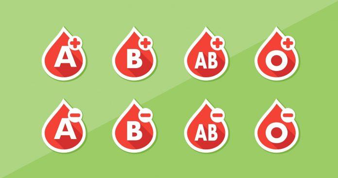 Krvne grupe činjenice