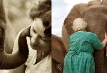 Slonovi stali u red kako bi zagrlili ženu koju godinama nisu vidjeli