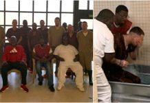 18 zatvorenika predalo je svoj život Isusu