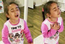 Djevojčica (6) odjednom započela molitvu potaknuta Duhom Svetim