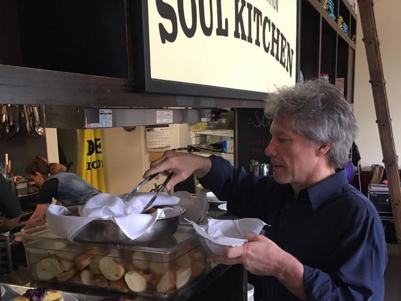 Jon Bon Jovi otvorio restorane 1